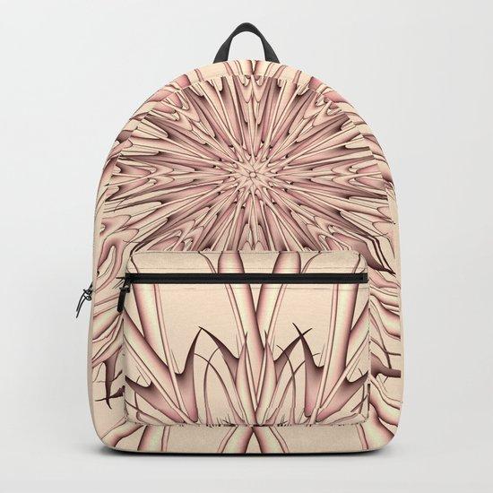 Mandala pastel Backpack