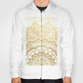 GOLD ORION JEWEL MANDALA Hoody