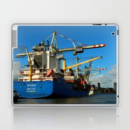 Container Ship Laptop & iPad Skin