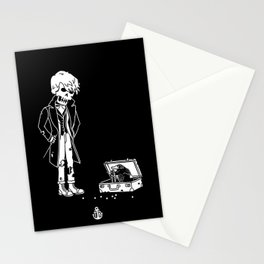 Newt and niffler - fantastic beasts Stationery Cards