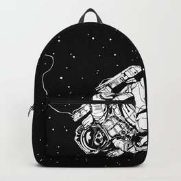 Lost in Eternity II Backpack