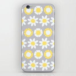 Peggy Yellow iPhone Skin