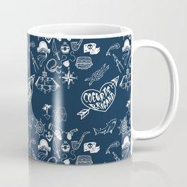 Coeur de Brigand - Blue Coffee Mug