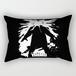 The Thing - John Carpenter Rectangular Pillow
