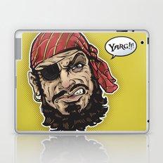 Yarg Pirate! Laptop & iPad Skin