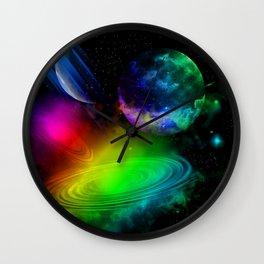 space ib Wall Clock