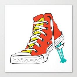Gum Canvas Print