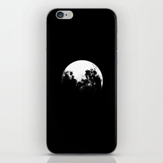 MOOON iPhone & iPod Skin