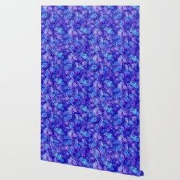 Frozen Leaves 31 Wallpaper