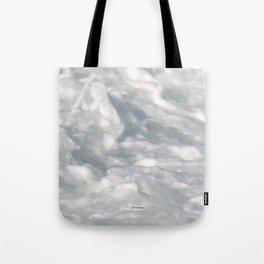TEXTURES: Laguna Beach Sea Foam #2 Tote Bag
