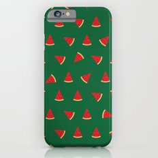 Sweet Watermelon Pictures Pattern Slim Case iPhone 6s