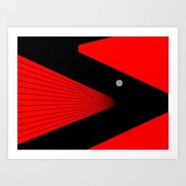 Abstraction 008 Art Print