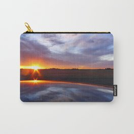 'Prarie Sunrise' Carry-All Pouch