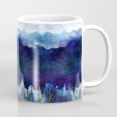 BLUE NIGHT Mug
