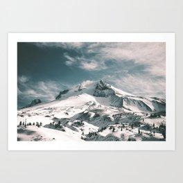 Mount Hood IV Art Print