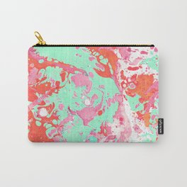Marble texture 4 Carry-All Pouch