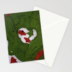 Underwater Crocs Stationery Cards
