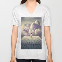breaker daydreams Unisex V-Neck