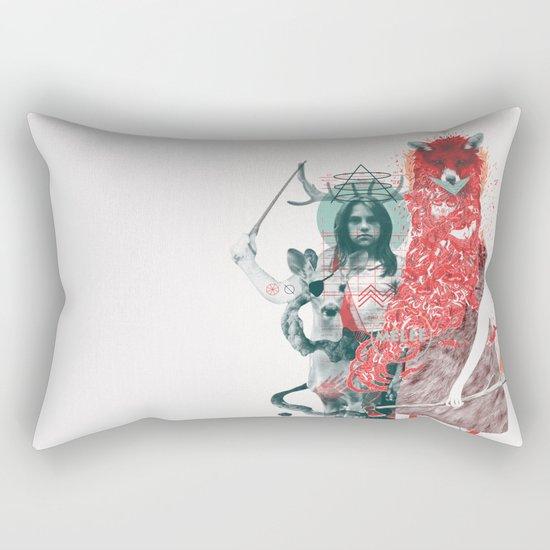MÊLÉE Rectangular Pillow