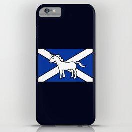 Unicorn, Scotland's National Animal iPhone Case