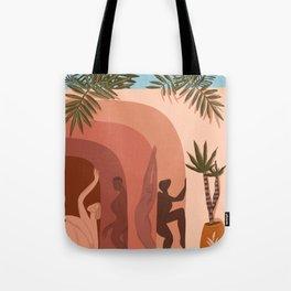 Shades of summer Tote Bag