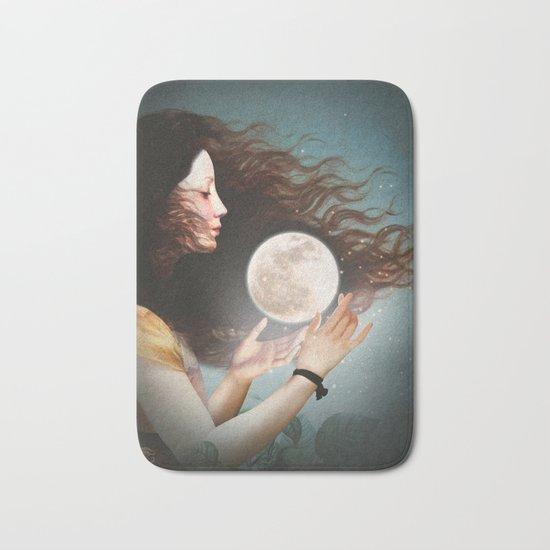 Meet the Moon Bath Mat