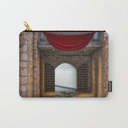 Santa Barbara Castle Carry-All Pouch