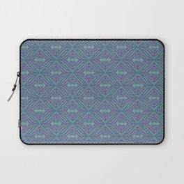 Blue Patch Laptop Sleeve