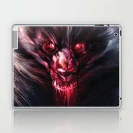 Beware the Werebear! Laptop & iPad Skin