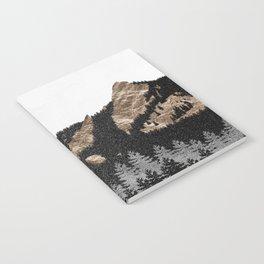 Flatirons Boulder Colorado - Climbing Gold Mountains Notebook