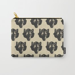 The Wolves of Jack London Carry-All Pouch