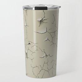 Grunge Seamless Texture Travel Mug