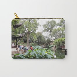 Shanghai Liu Garden | Jardin Liu Carry-All Pouch