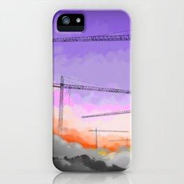 StrangeSky iPhone Case