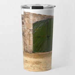 Barn Door Travel Mug