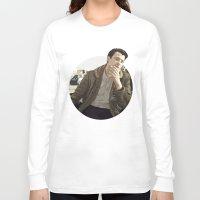 british Long Sleeve T-shirts featuring British Intelligence by AdamAether