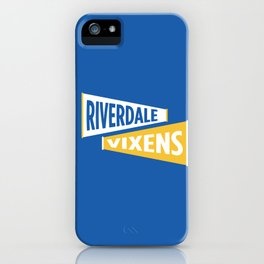 Riverdale High Vixens iPhone Case