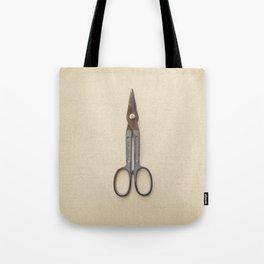 the Forgotten Workshop series- Scissors 1 Tote Bag