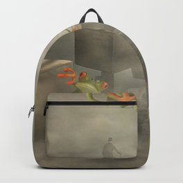 Fog and Frogs Backpack