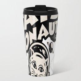 Catstronaut Travel Mug