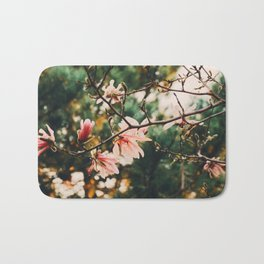 Nature Wallpaper Bath Mat