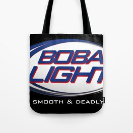 Boba-Light   Tote Bag