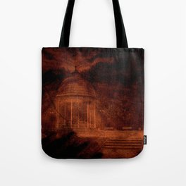 Hold back the nightmare... Tote Bag