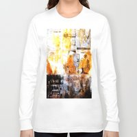 ghost world Long Sleeve T-shirts featuring Dead girls : Ghost World by j.levent
