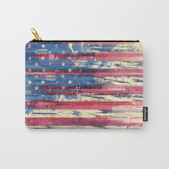 Amerikka Carry-All Pouch