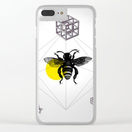 Zoologica Serie: Determination Clear iPhone Case