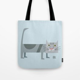 Henriette the Cat Tote Bag