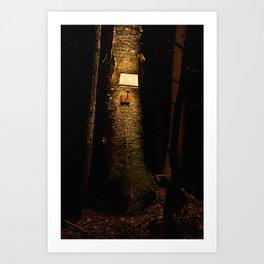 tree 9 Art Print