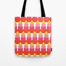 Retro Pattern VI Tote Bag