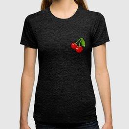 Checkered Cherries T-shirt